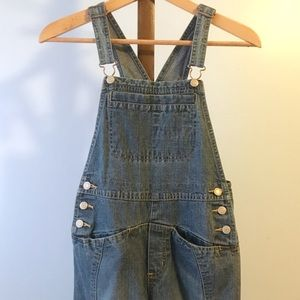 Old Navy Petite or Youth Denim Overalls